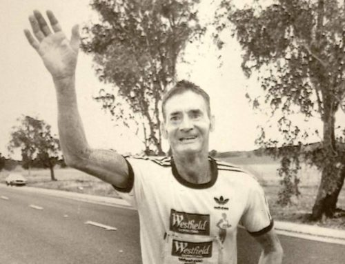 The Legend of Cliff Young: The 61 Year Old Farmer Who Won the World's Toughest Race