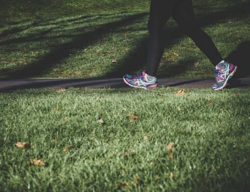 Walking Between Miles Could Save You Time