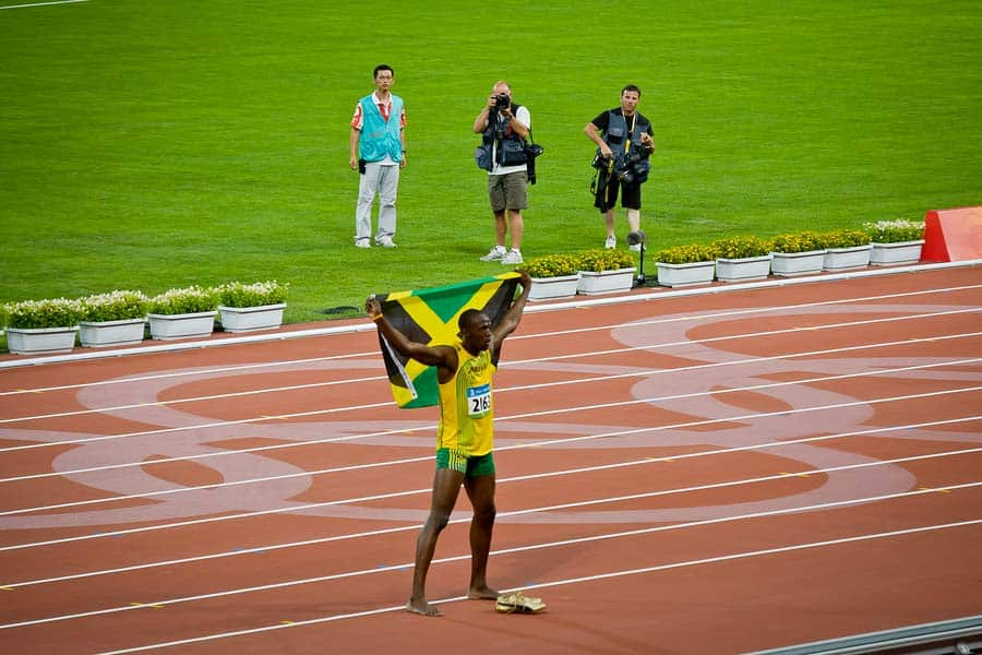 usain bolt record