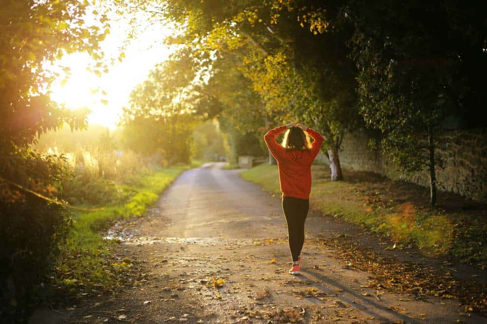 how to get back into running shape