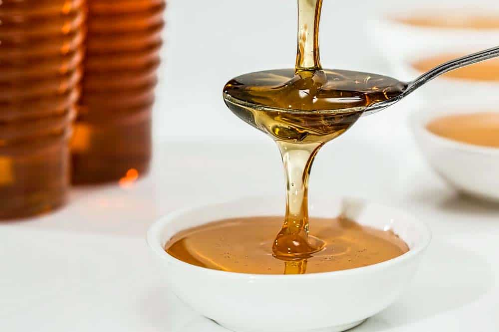 maple syrup versus honey