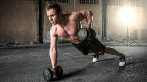 HIIT Workout With Weights