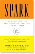 Spark exercise brain book cover